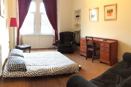 IN THE HEART OF GLASGOW! (WEST END) - Apartment