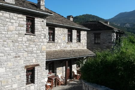 5korfes - Cottage in the mountains - Ev