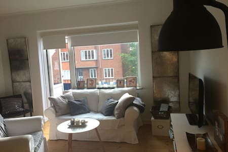 This apartment is placed in the quiet and lovely city Gentofte, only 15 minutes away from the heart of Copenhagen.