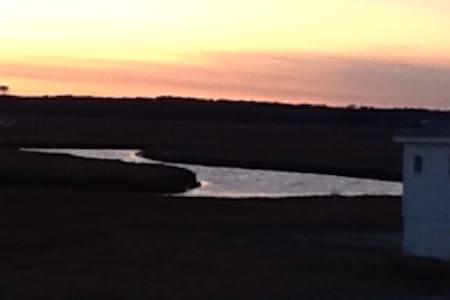 Overlooking River & Near Beach - Salisbury