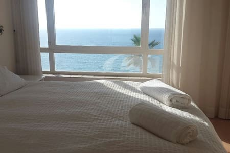 Luxury apartment ON the sea - Netanya