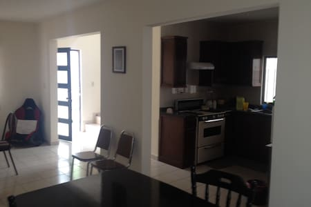 Furnished home with 3 rooms. - House