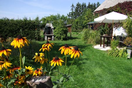 Magical Garden House - House