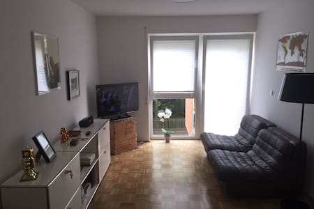 2-Zimmerwohnung in bester Lage - Lejlighed