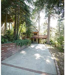Charming 1948 Lake Arrowhead Cabin Apartment - Lake Arrowhead - Apartment