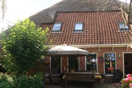 B&B De Muntenboerderij - Bed & Breakfast