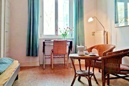 Darmstadt, am Fuß der Mathildenhöhe - Darmstadt - Apartment