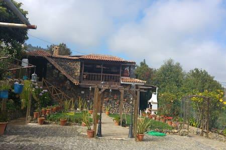 Casa La Choza, vistas y relax - Icod de los Vinos