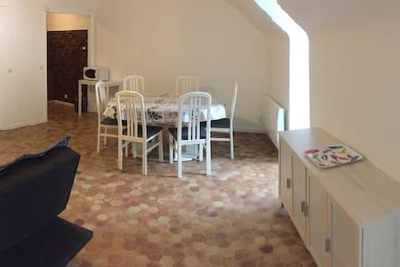 appartement centre village - Daire