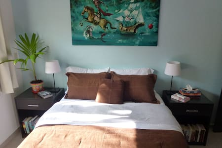 Mimo Tulum beautiful new queen room