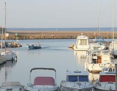 Jolie petite cabane de pêcheur <3 - Valras-Plage