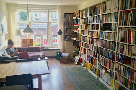 "Pleasant apartment in ""de Pijp"" - Appartement"