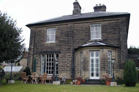 The Cedars Guest House, Belper - Belper, Derbyshire - Bed & Breakfast