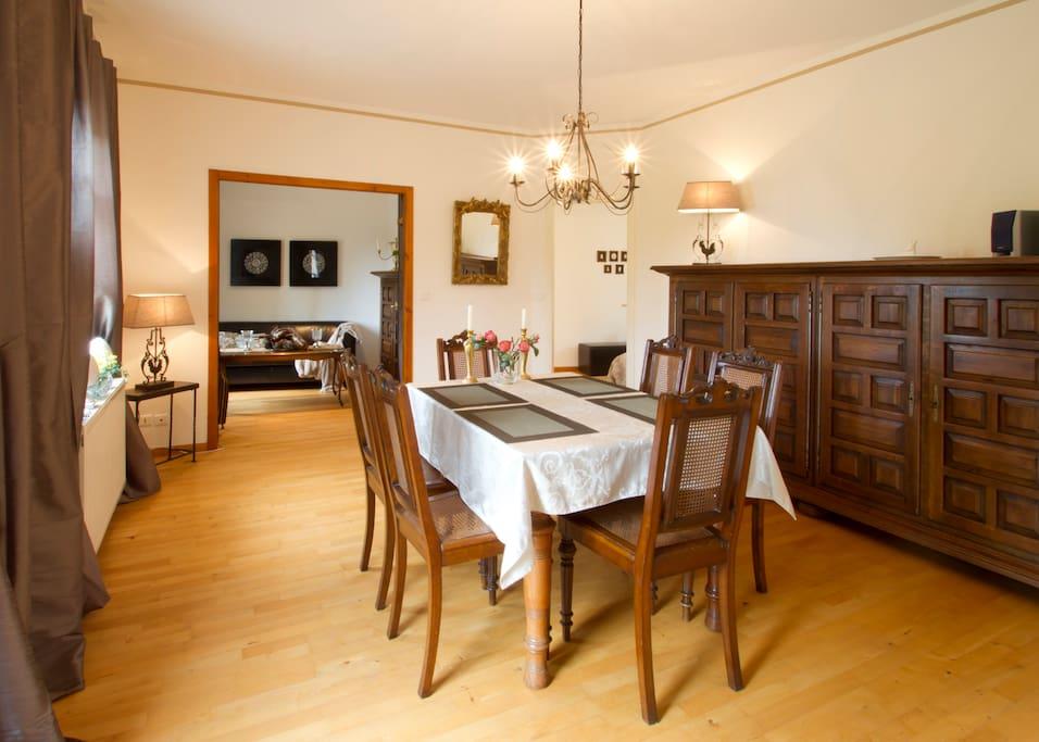 Charming appartment Chateau Perayne