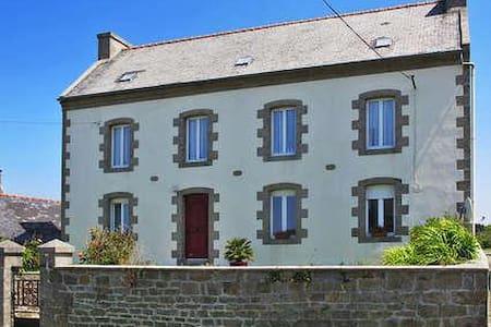 maison familiale dans le pays des Abers - Ploudalmézeau