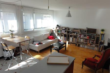 Appartement lumineux centre ville