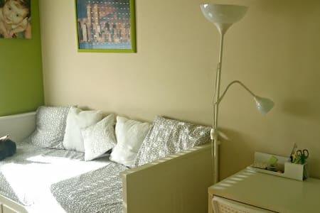 Twin room. Breakfast. WIFI+TV+DVD - Apartemen