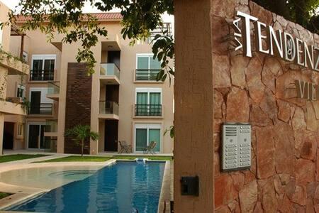 3 BLOCKS FROM OCEAN!!! - Playa del Carmen - Apartment