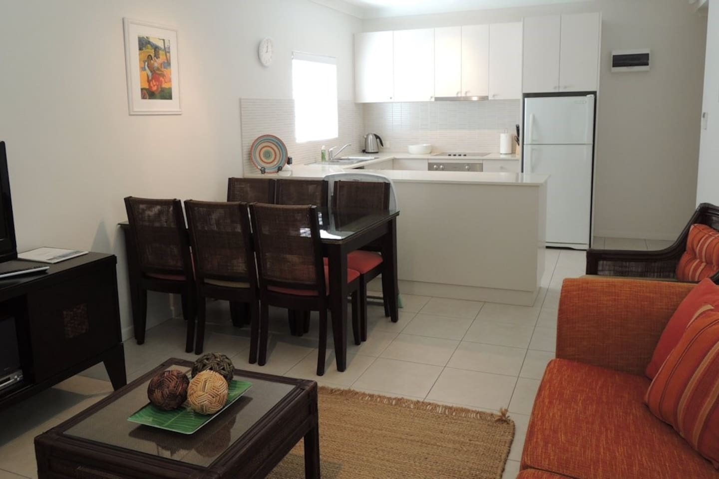Clean and comfortable and right in the heart of Port Douglas.