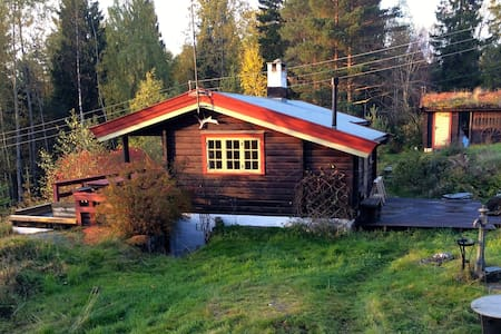 Relax at The Fairytale Cottage - Chalet