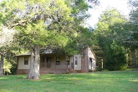 UGA Athens Cute Cottage Rental!  - Casa