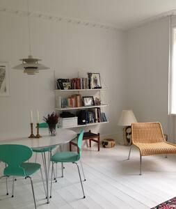 Unique and Bright apartment