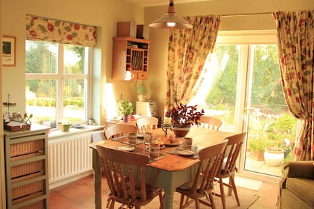 Warm, homely with a great welcome - Maison