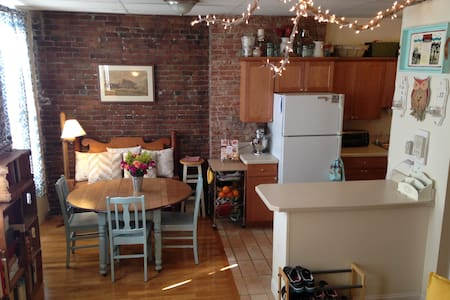 Charming stay in the Village - Wohnung
