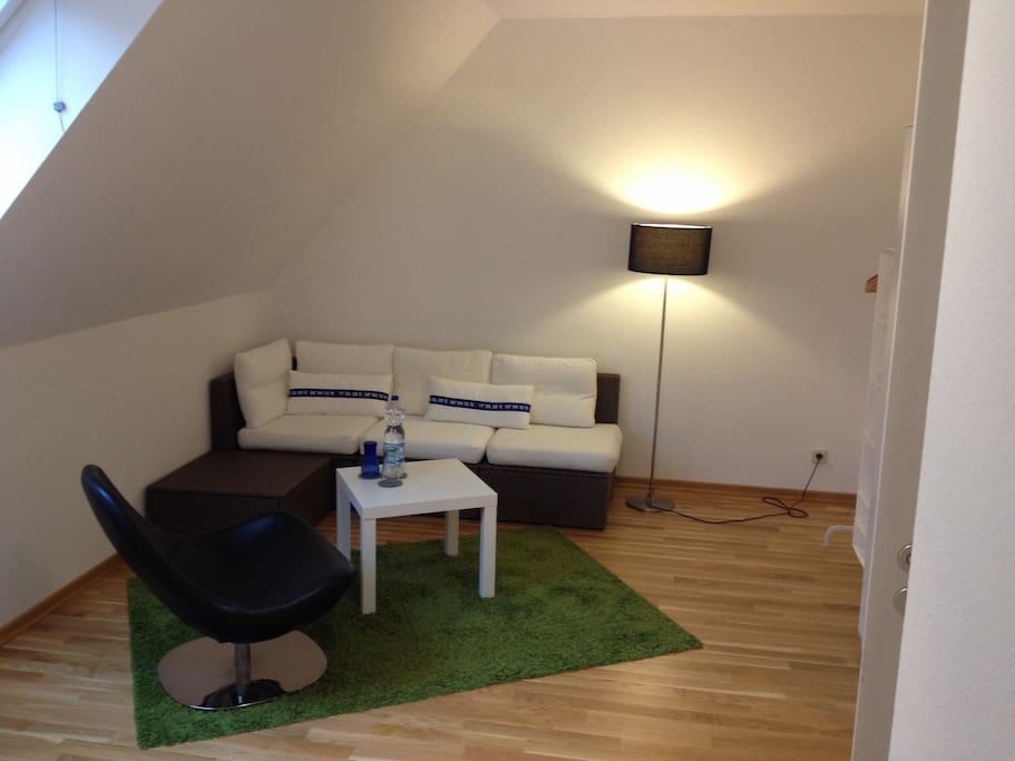 Cosy room in a quiet apartement