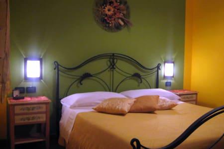 camere con splendido panorama  - Bellosguardo - Inap sarapan