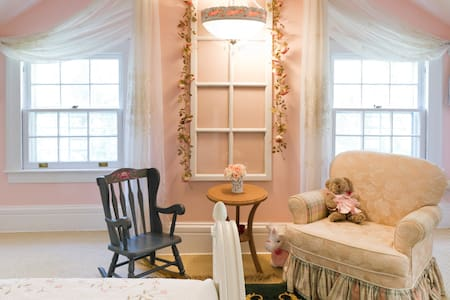 Princess Room  - Cold Spring Harbor - Maison