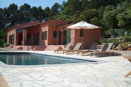 Stylish Villa in Provence, France - Entrecasteaux
