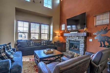 BRAND-NEW GORGEOUS 6-Bdrm Home! 7 Min from Main! - Park City