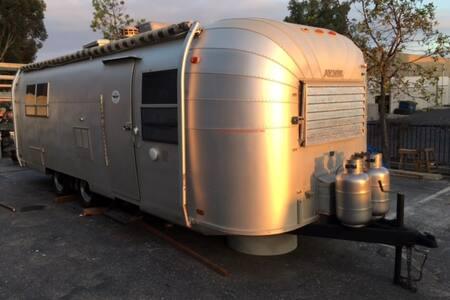 Vintage Trailer Camping in Borrego Springs - Borrego Springs