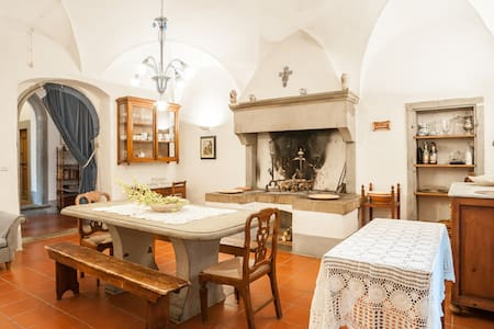 Dim.Storica Villa Guadagni Cappelli - Arezzo