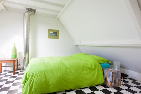 Comfortable rooms in a familyhouse - Zutphen - House