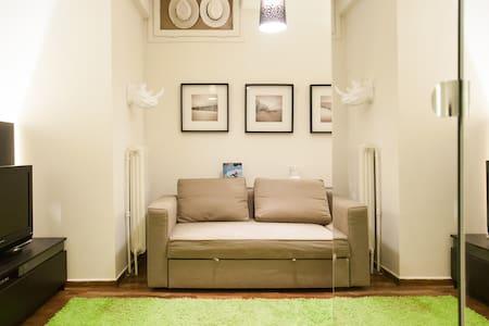 a cosy studio at Acropolis - Apartment