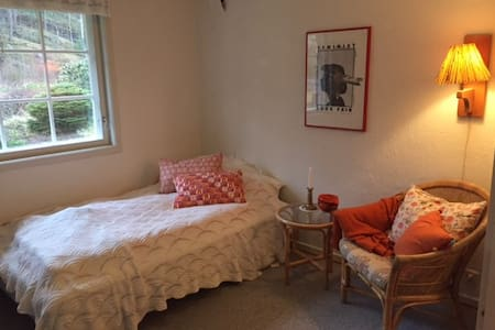 Quiet and neat apartement. FREE parking - Oppegård - Apartamento