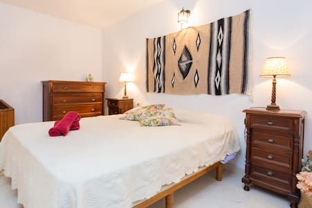 Charming & cozy wifi, friendly Tenerife South room - Casa