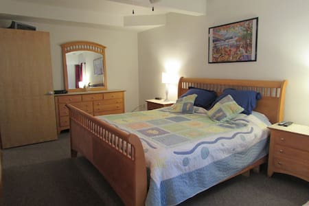 Oceanfront King w/ Handicap feature - duck - Bed & Breakfast