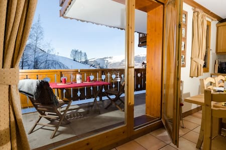 23B Wonderful ski in/out apartment - Appartamento