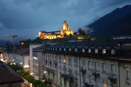 Comfort at it's best! - Bellinzona - Huoneisto