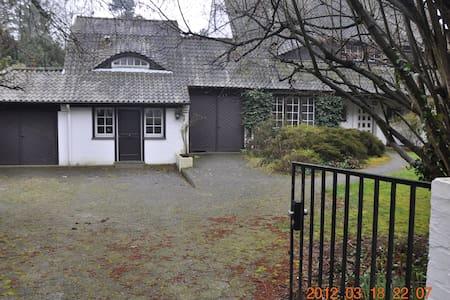 Anliegerwohnung am Stadtwald - House