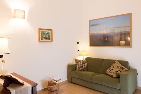 """casa vacanza """"Il sorriso"""" - Orvinio - Lejlighed"""