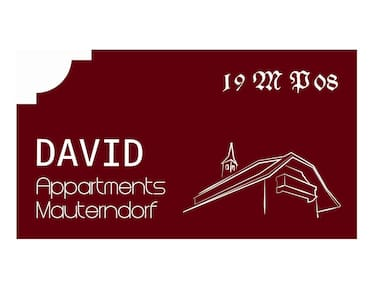 David Appartments - 3 (2 Pers.) - Appartement en résidence