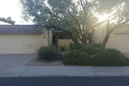 Old Town Scottsdale Patio Home - 斯科茨代尔