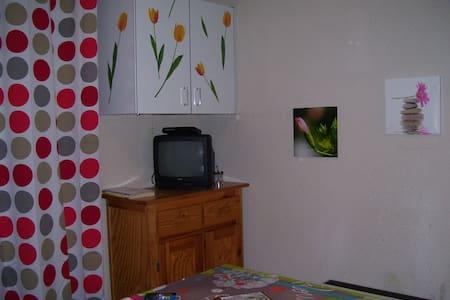 loue t2 a la montagne - Le Lauzet-Ubaye - Apartment