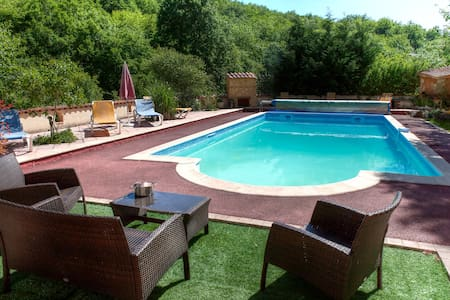 VILLA, HEATED/FENCED SWIMMING POOL Dordogne - Souillac