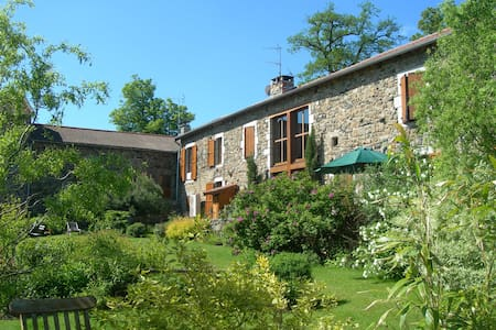 B&B in a typical auvergne house - Bed & Breakfast
