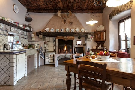 A dairy country in Ossola valley - Beura Cardezza  - Bed & Breakfast